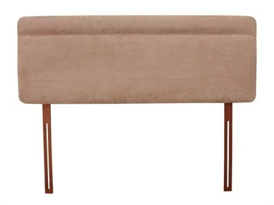 New Design Katie - Bamboo 2 6 Small Single Fabric Headboard