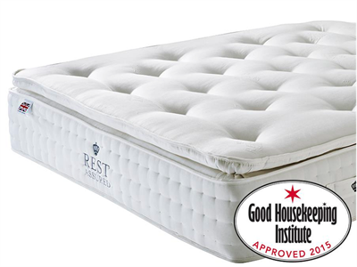 Rest Assured Knowlton 4 6 Double Mattress