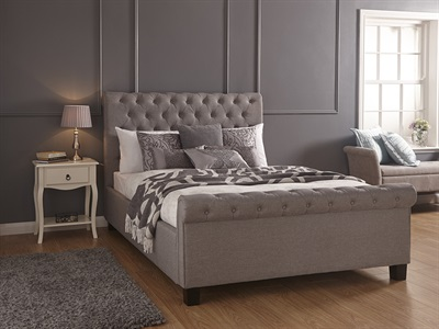 GFW Layla 4 6 Double Ottoman Bed