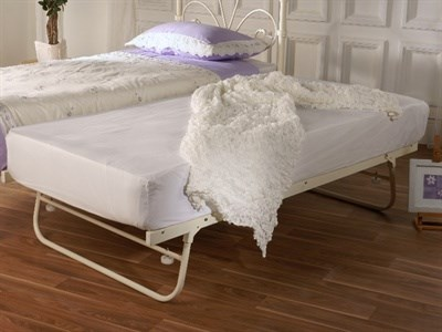 Limelight Lunar Guest Bed 3 Single Ivory Stowaway Bed