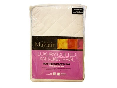 Slumberfleece Mayfair Polycotton Mattress Protector 3' Single Protector