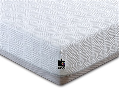 UNO Memory Pocket 1000 4 6 Double Mattress