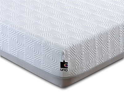 UNO Memory Pocket 2000 3 Single Mattress