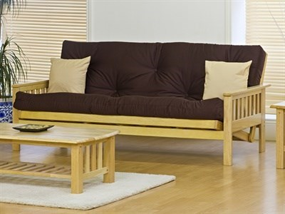 Kyoto Nashville Futon (Base Only) 4 6 Double Futon