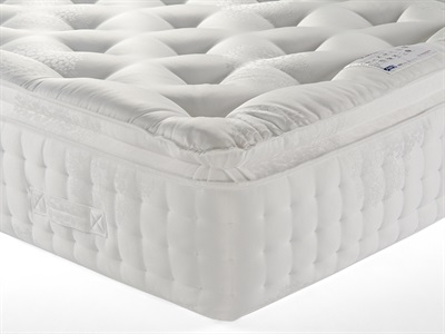 Relyon Natural Supreme 2200 4 6 Double Mattress