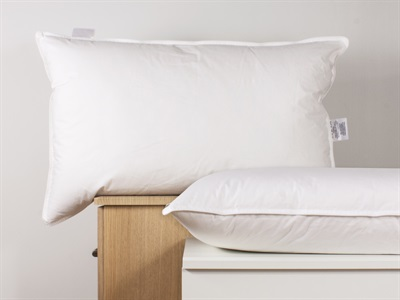 The Soft Bedding Company Hotel White Duck Down Deluxe Pillow