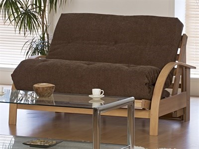 Kyoto New York Futon (Base Only) 4 Small Double Futon