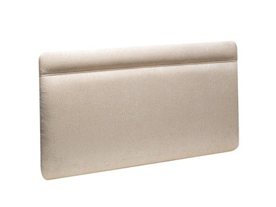New Design Nexus Fabric 2 6 Small Single Linen Textured Velour Fabric Headboard