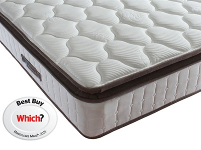 Sealy Nostromo 1400 3 Single Mattress