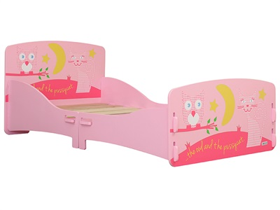 Kidsaw Owl & Pussycat Junior Bed 2 6 Small Single Childrens Bed