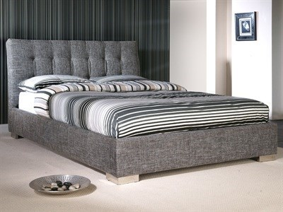 Limelight Ophelia 5 King Size Slatted Bedstead Fabric Bed