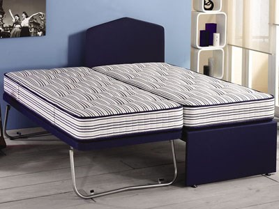 AirSprung Ortho Sleep 2 6 Small Single Guest Bed Stowaway Bed
