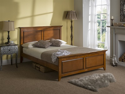 Snuggle Beds Othello 4 6 Double Wooden Bed