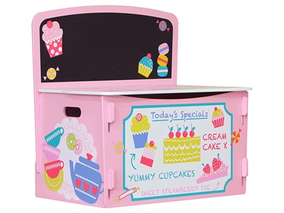 Kidsaw Patisserie Play-box Toy Box