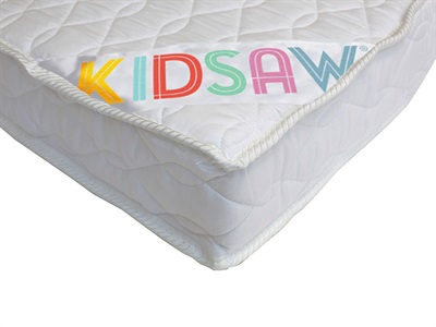 Kidsaw Pocket Sprung Junior 140 x 70 Mattress Cot Mattress