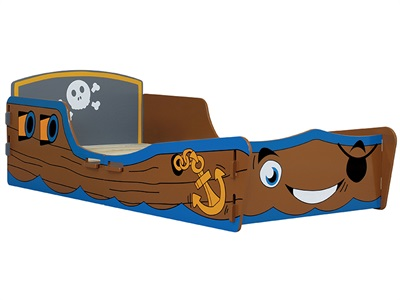 Kidsaw Pirate Junior Bed 2 6 Small Single Childrens Bed