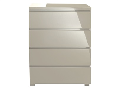 Puro Stone 4 Drawer Chest