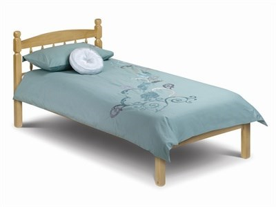 Julian Bowen Pickwick 3 Single Natural Wooden Bed