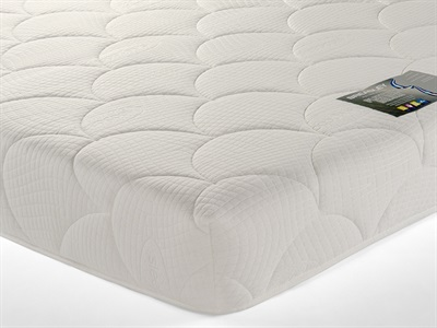 Breasley Platinum Deluxe Memory 4 Small Double Mattress