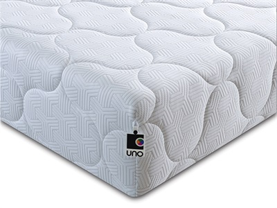 UNO Pocket 1000 Deluxe 3 Single Mattress