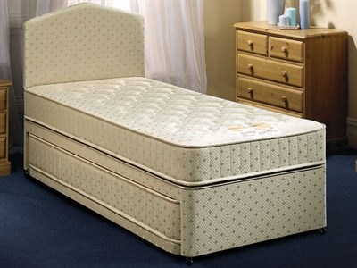 AirSprung Quattro 3 Single Mattress
