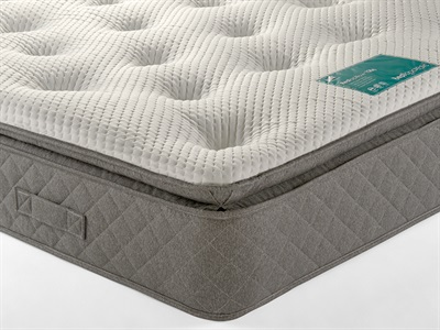 Restopaedic Restapillow 1200 4 6 Double Mattress Only Mattress
