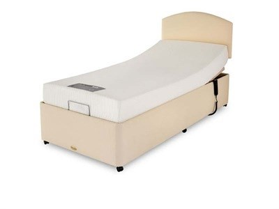 Healthbeds Ltd Sandringham Memory Foam Adjustable Bed 26 x 66 Special Size Adjustable bed Electric Bed
