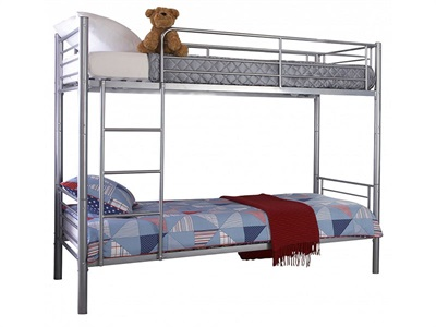 GFW Santino 3 Single Bunk Bed