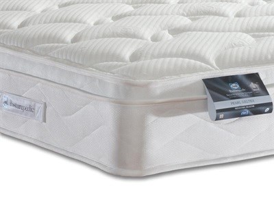 Sealy Pearl Geltex 3 Single Mattress