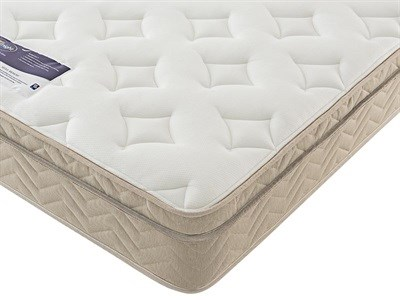Silentnight Oslo 4 6 Double Mattress