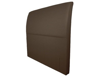 Snuggle Beds Elite Brown 6 Super King Executive Brown Headboard Only Fabric Headboard