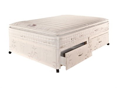 AirSprung Symphony 1700 4 6 Double Mattress
