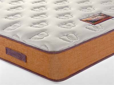 British Bed Company The Nook Mattress 2 6 Small Single