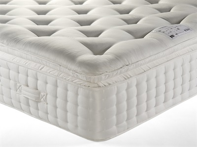 Relyon Valencia 4 6 Double Mattress Only Mattress