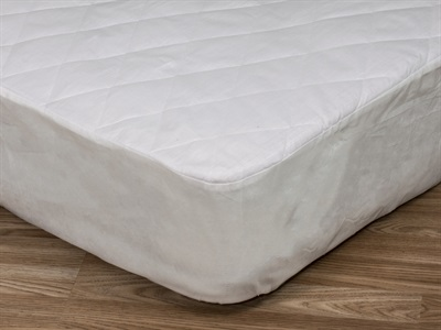 Protect_A_Bed Value Luxury Quilted Mattress Protector 3 Single Protector