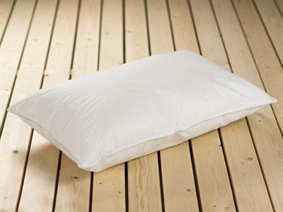 Snuggledown Wash & Dry Me Single Pillow Fibre Filled Pillow