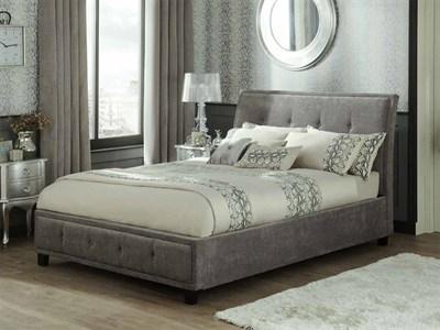 Serene Furnishings Wesley Ottoman (Steel) 5 King Size Steel Ottoman Bed