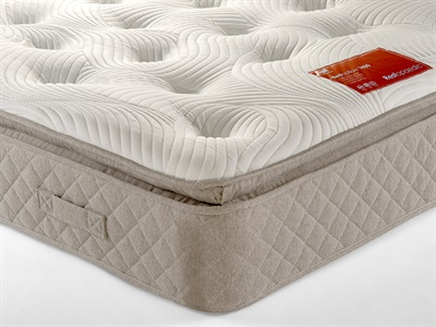 Restopaedic Restapillow 1400 4 6 Double Mattress Only Mattress