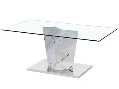Product photograph showing Alpha Coffee Table