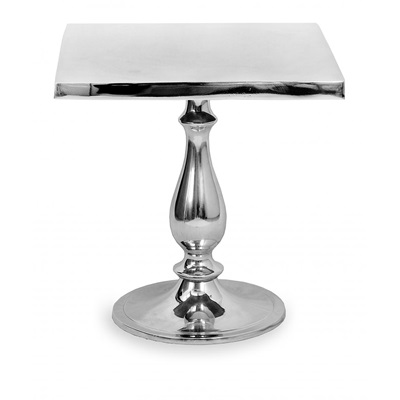 Product photograph showing Aluminium Polished Table 15 5 Model A-6630