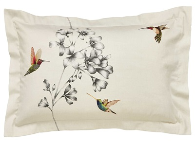 Amazilia Oxford Pillowcase