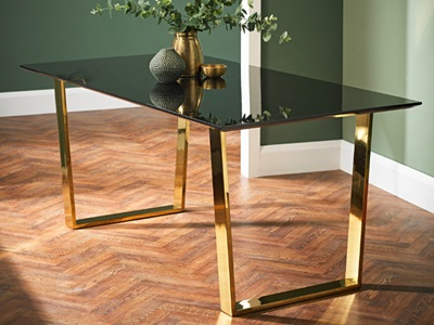 Product photograph showing Antibes Dining Table