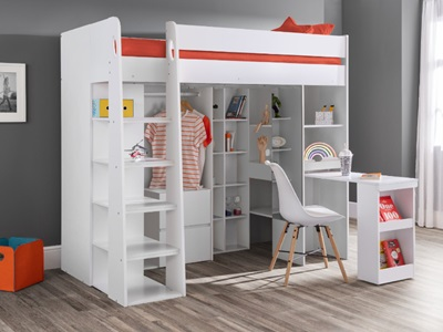 Product photograph showing Aurora High Sleeper