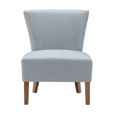 Product photograph showing Austen Chair Duck Egg Blue