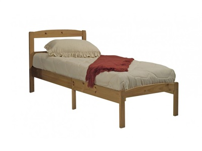 Verona Design Ltd Bed-In-A-Box 3 Single Antique Wooden Bed