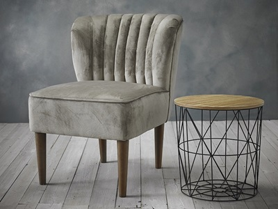 Product photograph showing Bella Chair