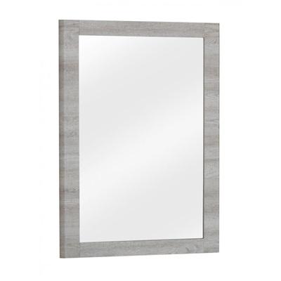 Product photograph showing Belvoir Dressing Table Mirror Grey Oak
