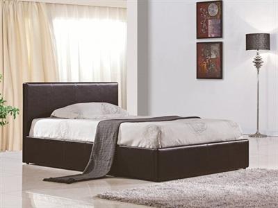 Birlea Berlin Ottoman 3 Single White Ottoman Bed Ottoman Bed