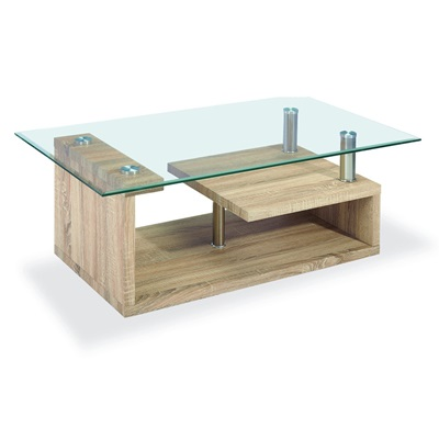 Product photograph showing Bernard Coffee Table Natural