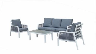 Product photograph showing Bettina 5 Seat Sofa Set